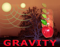 The GRAVITY logo